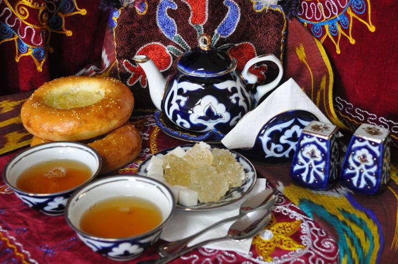 Узбекское Чаепитие, Что За Жизнь (Без Чайханы) На Востоке?